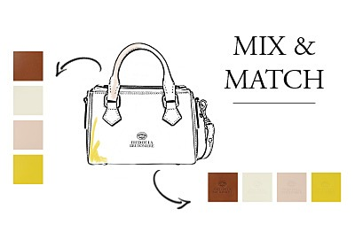 Mix and Match das Suzanna Tasche