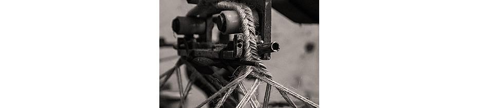 Espadrilles: in handenarbeit hergestellt