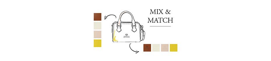 Mix and Match das Suzanna Tasche