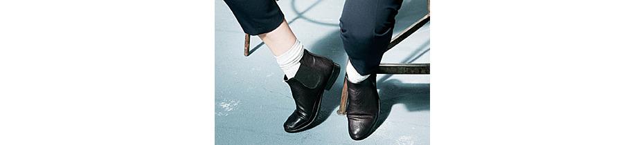 Black. Basic. Beautiful. Boots.