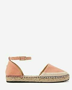 Espadrille-sandal-suede-soft-rose
