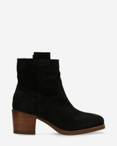 Ankle boot lieve black