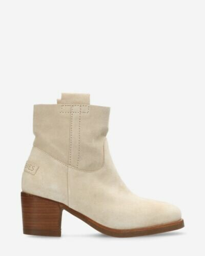 Ankle boot lieve light grey