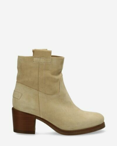 Ankle boots lieve beige