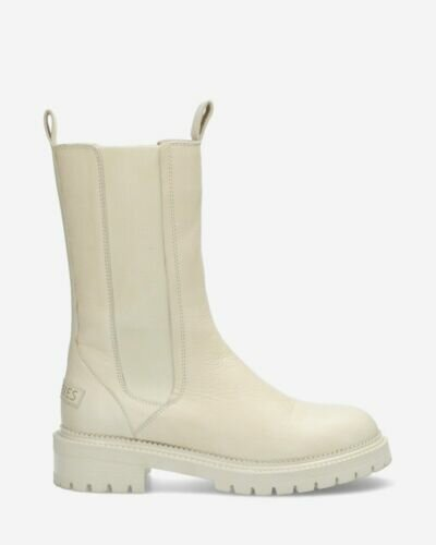 Off white chelsea boot Tirza