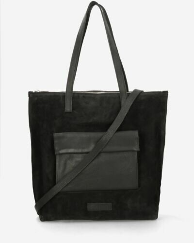 Shabbies Shoppingbag annick black