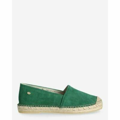 Espadrille-loafer-suede-green