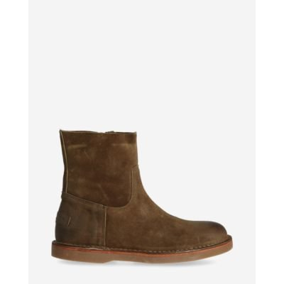 Ankle-boot-with-zipper-waxed-leather-rust-brown