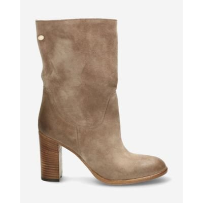 Taupe-stiefelette-suede
