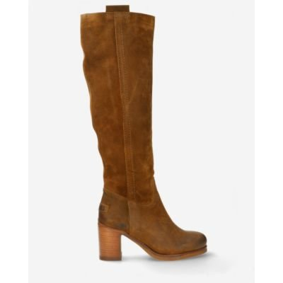 Boot-waxed-suede-brown