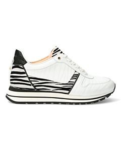 SNEAKER-ZEBRA-PRINTED-LEATHER-White