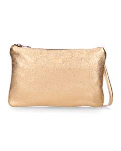 Cross-body-envelope-bag-weiches-Strukturleder-Gold