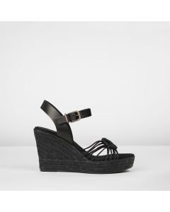 ESPADRILLE-HEEL-NATURAL-DYED-SMOOTH-LEATHER-Black