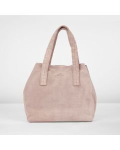 SHOULDERBAG-MEDIUM-SUEDE-Soft-Rose
