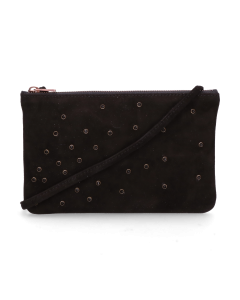 Cross-body-edles-Wildleder-Schwarz