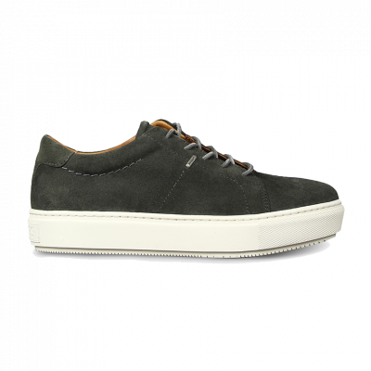 Sneaker-printed-suede-Olive-Green