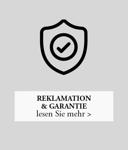 Reklamation & Garantie